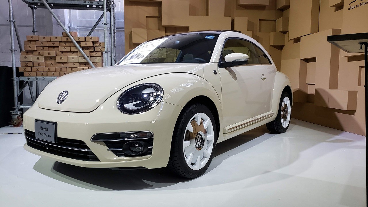 Ultimas 65 Unidades Del Beetle Final Edition Se Venderan Por Internet
