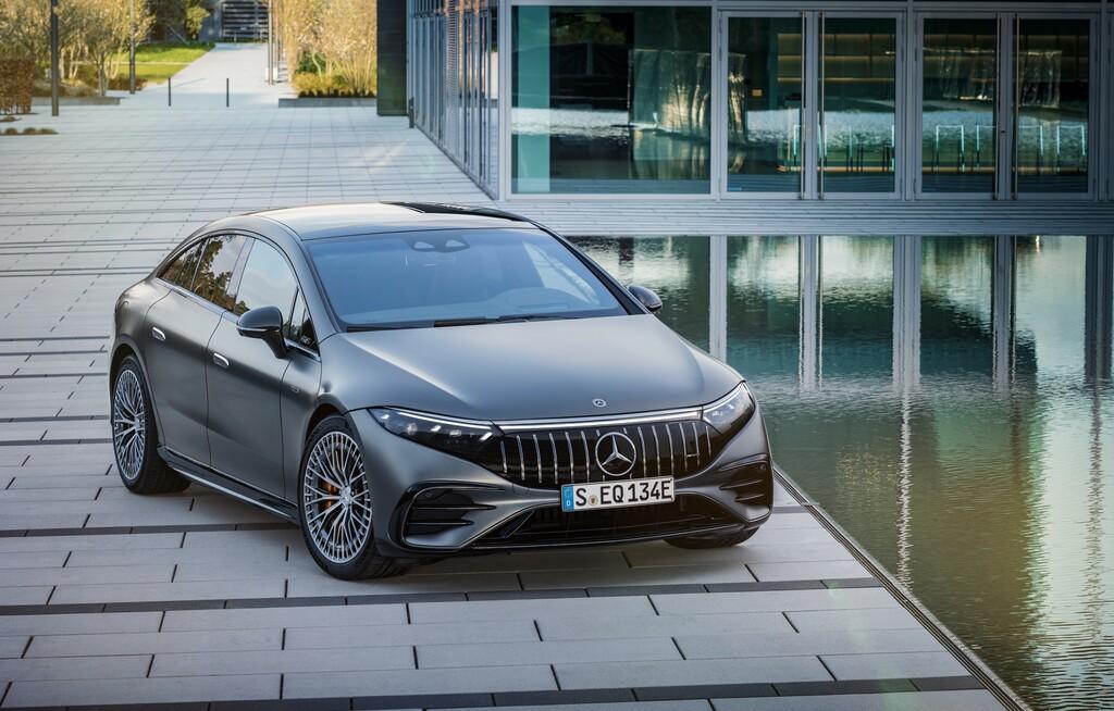 Mercedes muestra sus nuevo catálogo de coches eléctricos: EQE, EQB, dos nuevos conceptos y un todopoderoso Mercedes-AMD EQS