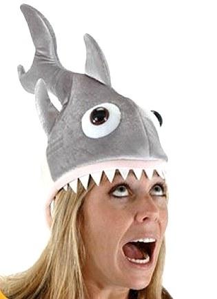 No te comas la cabeza, tiburón