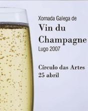 Jornada Gallega de Vin de Champagne en Lugo
