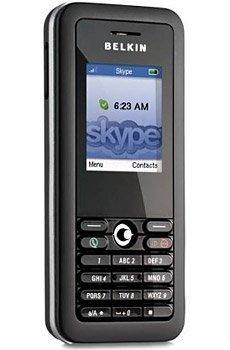 Belkin ya tiene su teléfono para Skype