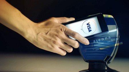 Visa busca mejorar el pago por móvil a través del NFC
