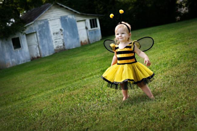 Resultado de imagen para disfraces sencillos para niña