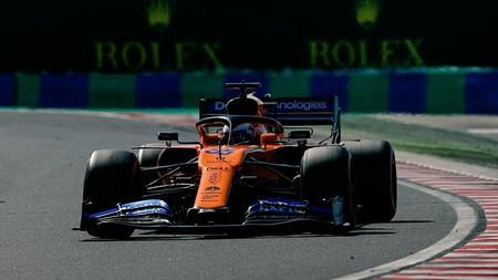 Sainz Hungria F1 2019