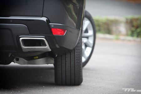 Range Rover Sport PHEV rueda posterior
