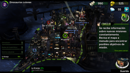 Batman: Arkham Underworld llega a Google Play para que domines Gotham