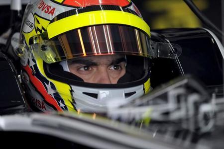 Pastor Maldonado vuelve a ser competitivo