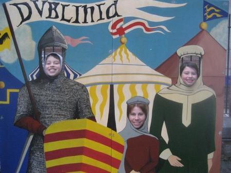 Viaje a Dublín con niños, ¿qué visitas son recomendables?