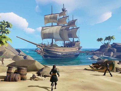 Sea of Thieves tendrá una alpha especial la próxima semana