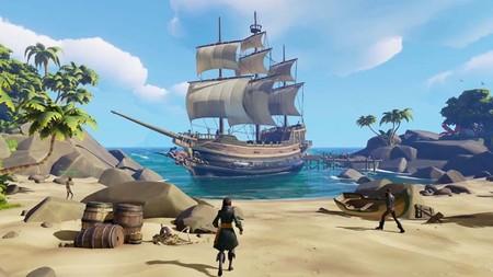 Sea of Thieves tendrá una alpha especial la próxima semana