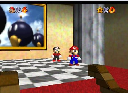 """Fanático convierte """"Súper Mario 64"""" en un juego para dos jugadores"""