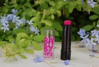 Baby Lips Electro de Maybelline: Probado y adjudicado