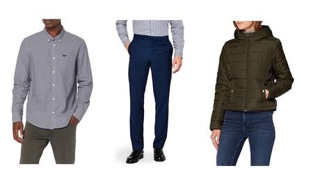 Chollos en tallas sueltas de pantalones, camisas y abrigos de marcas como Levi's, Lee o Jack & Jones en Amazon por menos de 25 euros