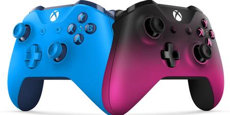 Los mandos de la Xbox se visten de colores y llegan a la Tienda de Microsoft
