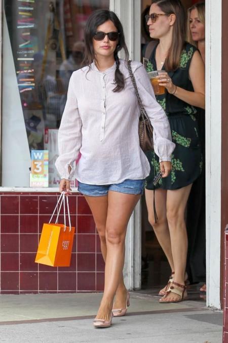 El embarazo cool de Rachel Bilson