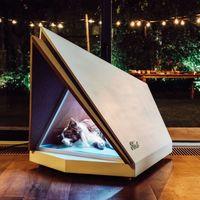 Ford crea una cabina aislante de sonidos para evitar que tu perro se asuste con los fuegos artificiales