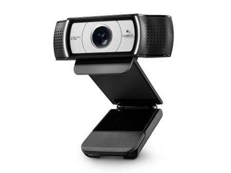 Logitech Webcam C930e, una cámara web para el mercado profesional