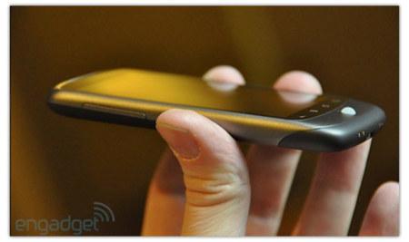 Nexus One, al fin imágenes de calidad, vídeo y primeras impresiones