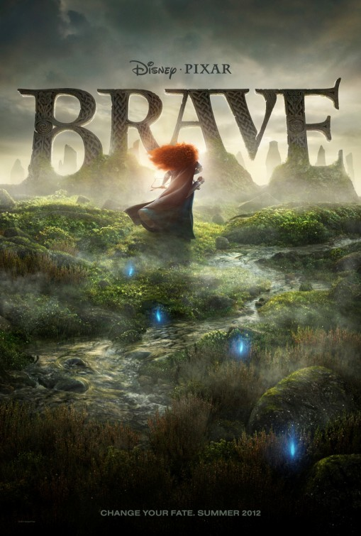 Foto de 'Brave (Indomable)', carteles (1/7)
