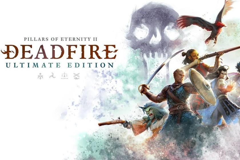 Pillars of Eternity II: Deadfire Ultimate Edition, la versión más completa del RPG de Obsidian, llegará a PS4, Xbox One y Nintendo Switch
