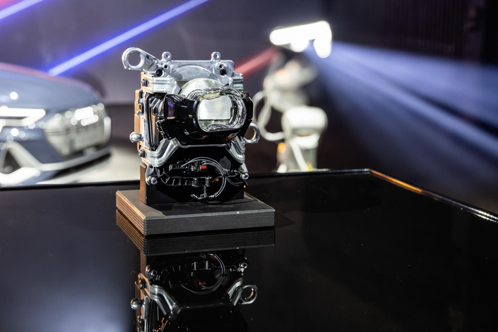Foto de Audi Matrix LED Digital (2/11)