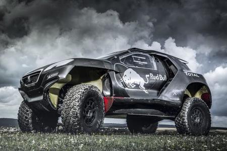Peugeot comienza su preparación para el Dakar con el 2008 DKR