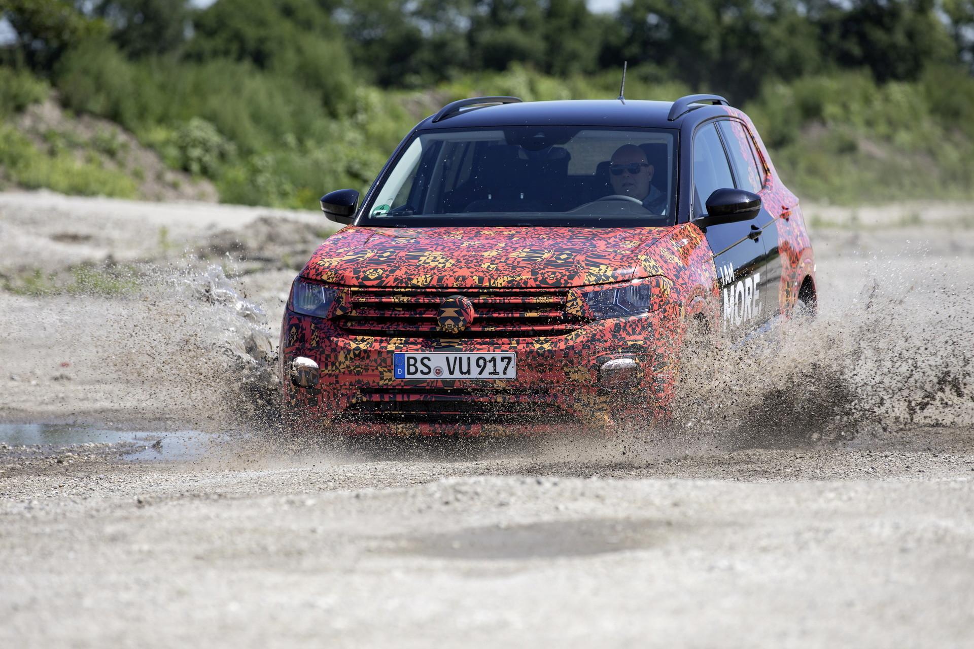Foto de Volkswagen T-Cross (primeras imágenes) (26/28)