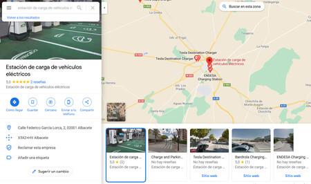 Puntos De Recarga Cargacoches En Google Maps 0