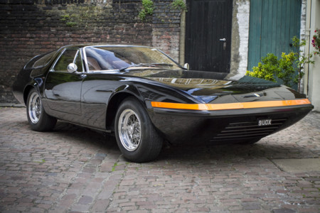 Ferrari 365 Gtb 4 Panther Shooting Brake