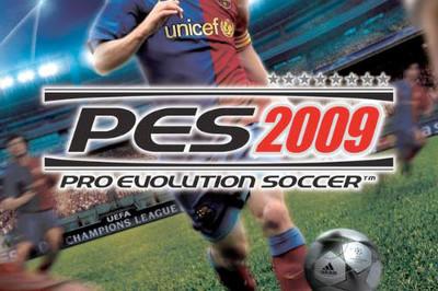 Primeras imágenes de 'PES 09' para Wii
