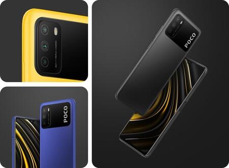 Teléfono Xiaomi Poco M3 de venta en México