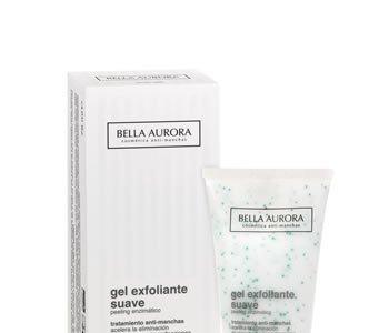 El Gel exfoliante suave enzimático anti-manchas de Bella Aurora: lo probamos