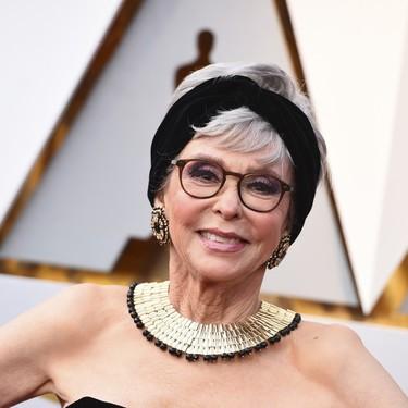 Oscar 2018: Rita Moreno repite vestido... ¡56 años después! (y sigue fantástica)