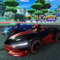 Team Sonic Racing calienta motores de cara a su lanzamiento el mes que viene y nos deja con un nuevo adelanto