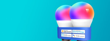 "Gran rebaja en el pack de bombillas ""inteligentes"" multicolor de Meross para HomeKit en Amazon: 15,99 euros"