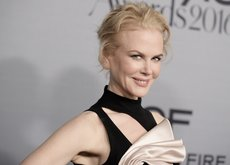 Nicole Kidman, tan diva como hace años, en la fiesta Instyle Awards