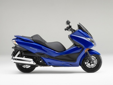 Honda Forza Z y Forza Z ABS renovadas para Navidad