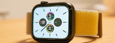 Descuentazo en el Apple Watch Series 5 GPS de 44 mm: ahorra más de 100 euros en el último smartwatch de Apple