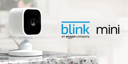 Vete de vacaciones tranquilo este verano: la cámara de vigilancia Blink Mini de Amazon está rebajada a 27,99 euros