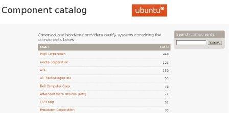 Ubuntu saca una base de datos de compatibilidad de hardware
