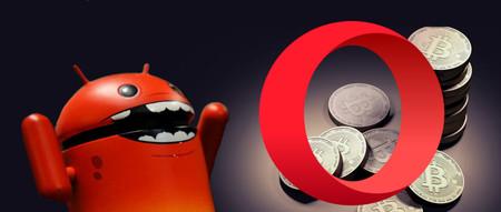 Opera incorpora en sus navegadores móviles un bloqueador contra la minería de criptomoneda encubierta