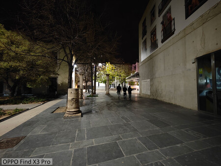 Oppo Find X3 Pro Ga Noche