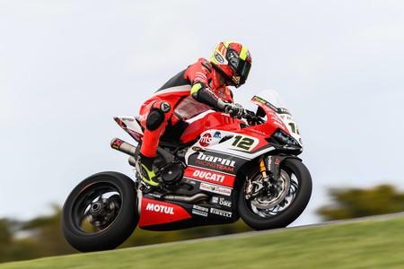 Xavi Forés Ducati