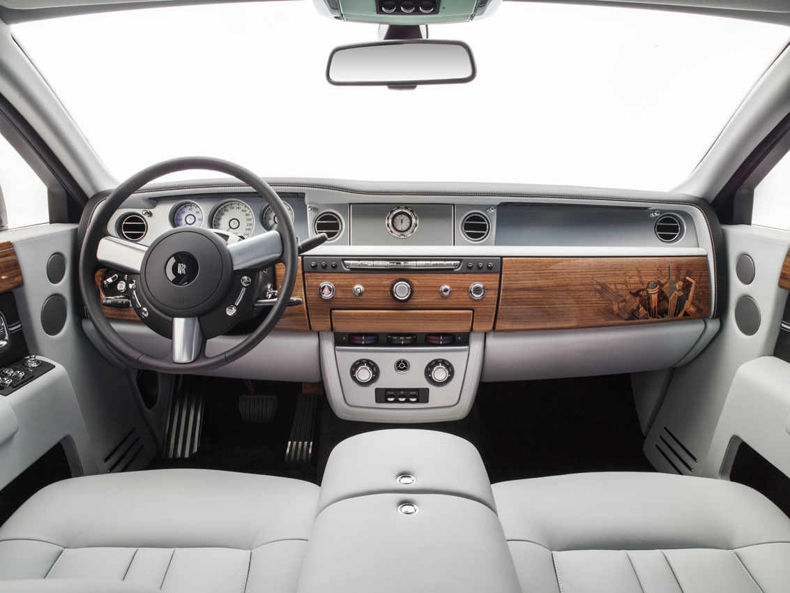 Foto de Rolls-Royce Phantom Metropolitan Collection (6/17)
