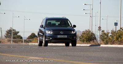Volkswagen Tiguan Country 2.0 TDI, prueba (valoración y ficha técnica)
