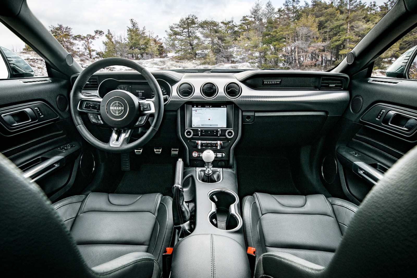 Foto de Ford Mustang Bullit (versión europea) (2/15)