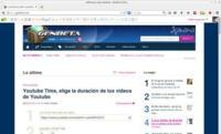 Cómo evitar que Firefox 31 envíe información a Google sobre nuestras descargas