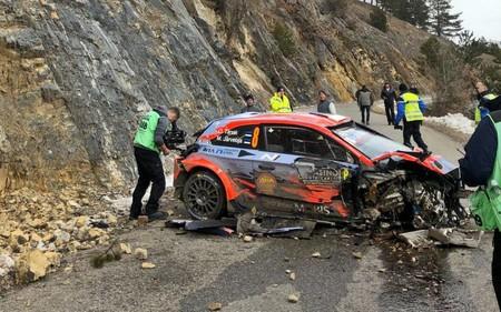 Tanak Rally Montecarlo Wec 2020