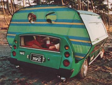 1972 Toyota Rv2