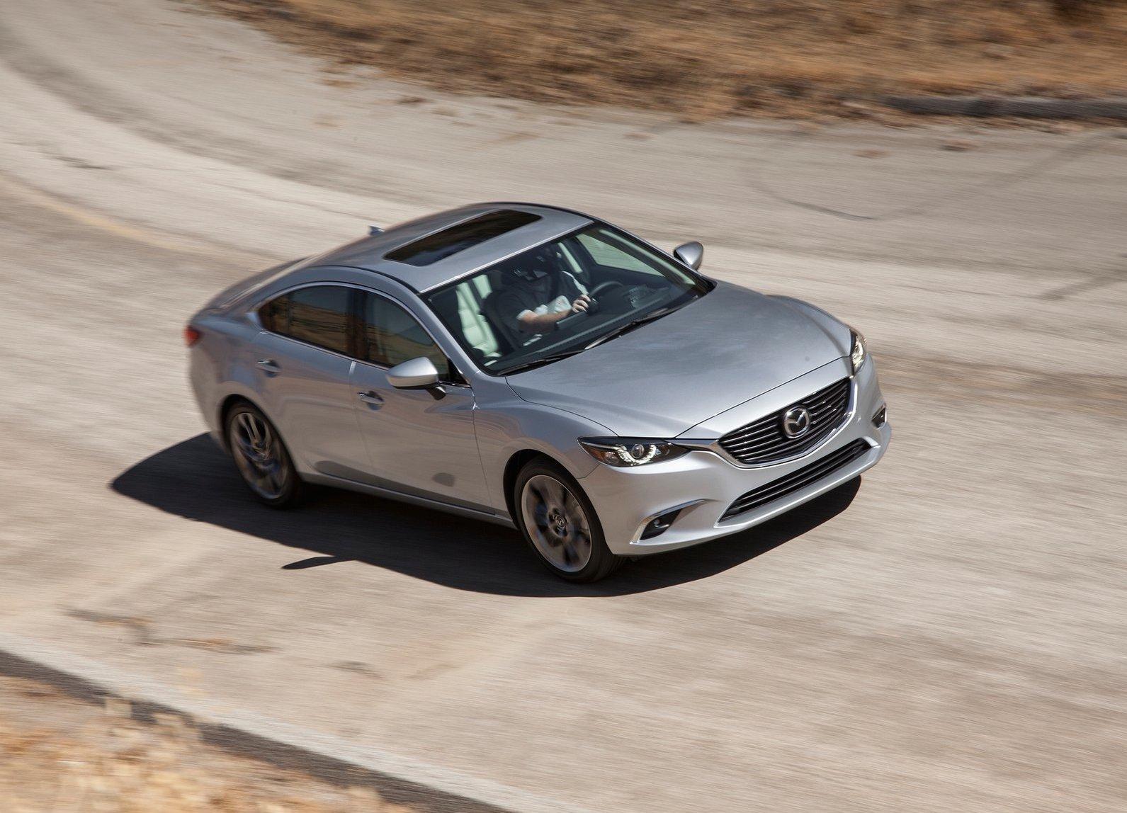 Foto de Mazda 6 2016 (4/25)